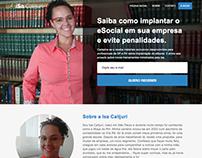 [Isa Calijuri] Landing Page - isacalijuri.com.br