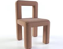 Faina | chair TOPTUN