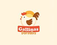 Gallinas Doradas