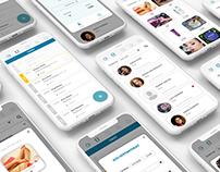 Zappy UX/UI design