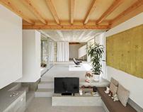 Casa Rio by Paulo Merlini Arquitectura