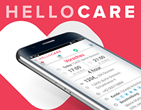 HelloCare – everyday helpers services marketplace