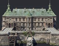 Abandoned Renaissance Castle