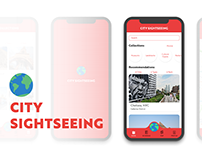 City Sightseeing Redesign