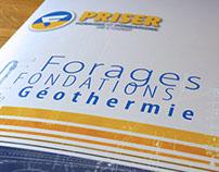Priser, forages et fondations