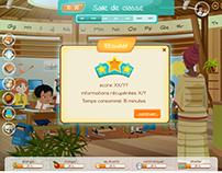 Ecole de la francophonie : Serious Game