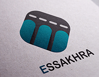 ESSAKHRA | Visual identity