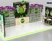 Sunsilk Herbal Mall Activation