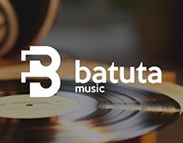 Identidade Visual - Batuta Music