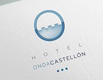 Hotel Onda Castellón - Logo & Stationery