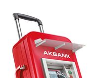 Akbank Turistik ATM