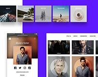 Music Publishing Company Design System