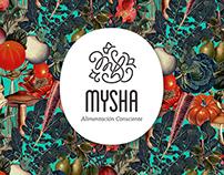 MYSHA Branding integral