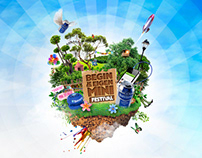 Bavaria - Mini Festival website