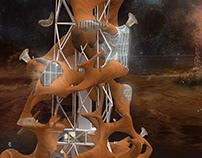 Particles Regeneration AA on Mars
