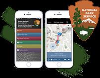 National Park Service Boston Mobile App