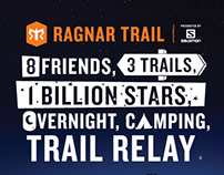 Trail Runner Magazine ad