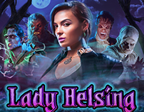 """Lady Helsing"" - High 5 Games"