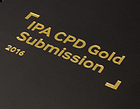 Phd CPD Gold submission