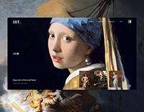 ART. - Online Museum