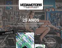 Anúncio Revista MTO 12º Edição - Vedamotors