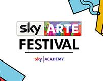 Sky Arte - SKY ARTE FESTIVAL - Spot