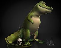 Later Alligator
