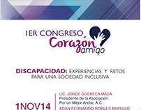 Congreso Corazón Amigo