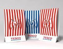 """""""TESCO Easter Egg Packaging"""""""