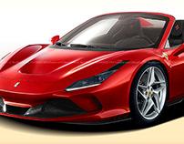 2020 Ferrari F8 Tributo Spider