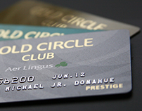 Aer Lingus: Gold Circle Club Cards