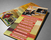Multi-Media Jamaica Ltd. Brochure Design