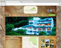 Green Forest Hotel - Nuwara Eliya