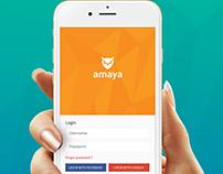 Amaya Freight Tracking app
