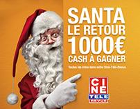 Ciné-Télé-Revue: Advertising