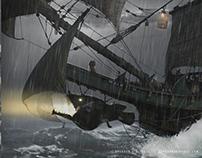 Street Ships Keyframe