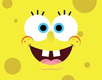 Spongebob - Flat