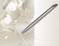 Lapped Pen