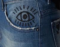 """Desenvolvimento de peça """"Custom"""" para LeLis Blanc Jeans"""