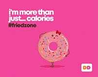 Dunkin' Donuts / Digital Campaign
