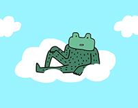 John the Hairy Frog (2017)