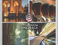 The Platinum Concierge - Postcard