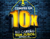 Alvorada - COMPRE EM 10x SEM JUROS