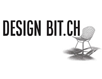 DESIGN BIT.CH LOGO & PROMO DESIGN