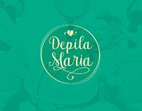 Logo Depila Maria