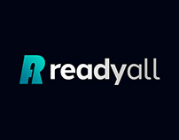 Readyall logo design