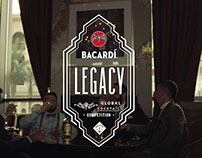 Bacardi Legacy Recruitment Film // MEA Digital Content