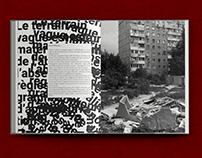 Urban militancy in post-soviet cities edition