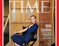 Reese Witherspoon for TIME