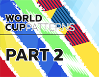 #World Cup Patterns 2018 | Part 2